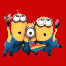 party-time-minion T-Shirt