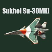 Indian Air Force Sukhoi-Su-MKI T-Shirt