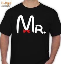 Couple mr T-Shirt