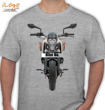 Bike Numbered KTM-Personalised T-Shirt