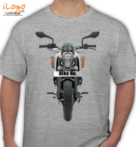 KTM Personalised - T-Shirt
