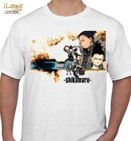 Naruto-Wallpaper-Shikamaru - T-Shirt