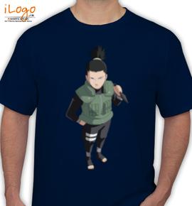 shikamaru - T-Shirt