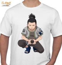 Shikamaru Naruto Shikamaru-naruto--- T-Shirt