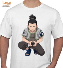 Shikamaru-naruto--- - T-Shirt