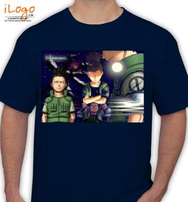 Shikamaru-shikamaru--- - T-Shirt