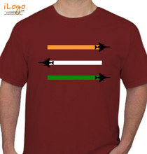 Indian-Fighter-Planes T-Shirt