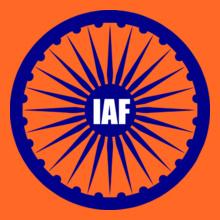 Indian Air Force Ashoka-Chakra-IAF T-Shirt