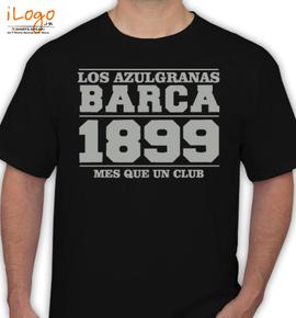 BARCA  - T-Shirt