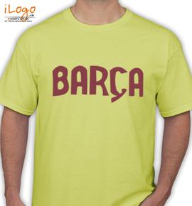BARCA BARCELONA - T-Shirt