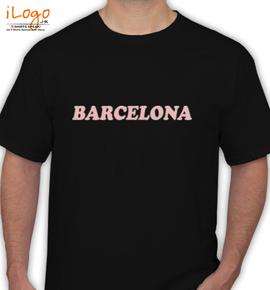 BARCELONA  - T-Shirt