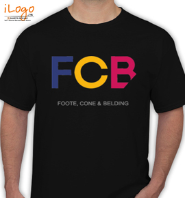 FOOTE CONE %BELDING - T-Shirt