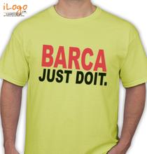 BARCA-JUST-DOIT T-Shirt