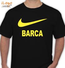 Football BARCA-LOGO T-Shirt
