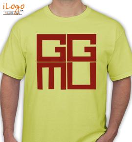 GG MU - T-Shirt