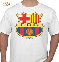 Football FCB-BARCELONA T-Shirt
