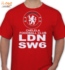 Chelsea-Fc-Childrens-T-shirt-Size-Xlb-from-Chelsea-F-C-Chelsea-Shirt - T-Shirt