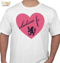 Football chelsea-fc-long-sleove-have-heart-t-shirt T-Shirt