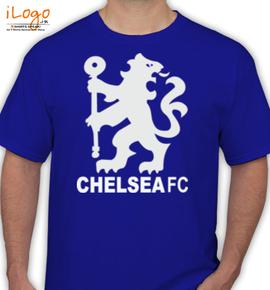 Chelsea-FC-T-Shirt - T-Shirt