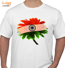 Independence Day indian-flag T-Shirt