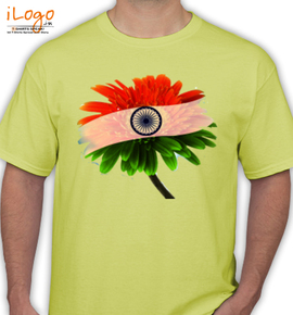 independence day flag - T-Shirt