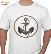 anchor-navy T-Shirt
