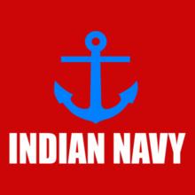 INDIAN-NAVY- T-Shirt