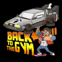GYM  Back-To-The-Gym T-Shirt