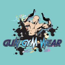GYM  GUN-GYM-WEAR T-Shirt