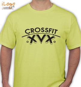 CROSS FIT XVX - T-Shirt