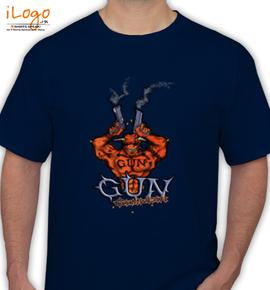 GUN  - T-Shirt