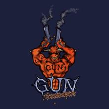 GYM  GUN- T-Shirt