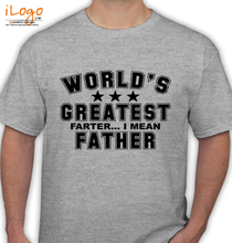 GYM  worlds-greatest-farter T-Shirt