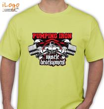 GYM  pumping T-Shirt