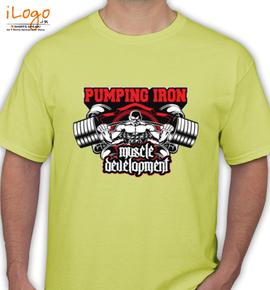 pumping - T-Shirt