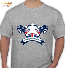 GYM  BPULogo T-Shirt