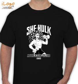 hulk - T-Shirt
