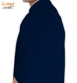 gym-aholic Left sleeve