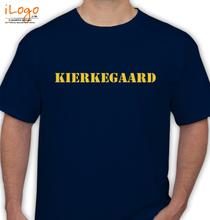 GYM  KIERKEGAARD T-Shirt