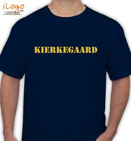KIERKEGAARD - T-Shirt