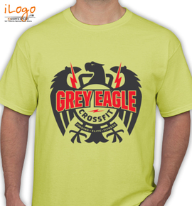 crey-eagle - T-Shirt