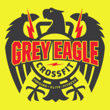 GYM  crey-eagle T-Shirt