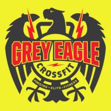GYM  crey-eagle T-Shirt
