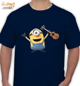 Minions Tic Tac - T-Shirt