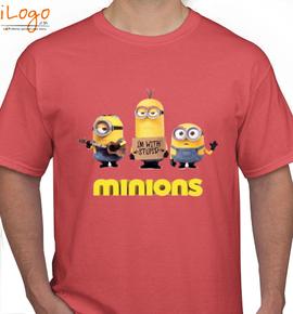 Minions %U%% - T-Shirt