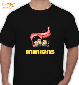 image minions - T-Shirt