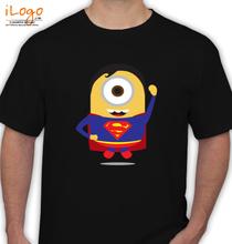 LUVBCn-minion-superman T-Shirt