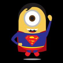 Minion LUVBCn-minion-superman T-Shirt