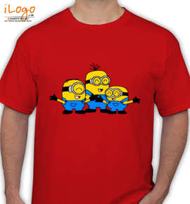 minions became - T-Shirt