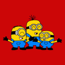 minions-became T-Shirt